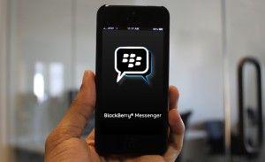 iOS BBM