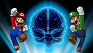 Brain Mario Bros