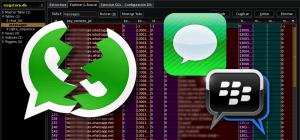 Whats App iMessaje BBM