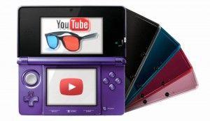 Nintendo 3DS Youtube