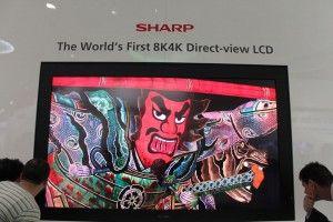 Sharp 8k 3d free