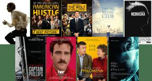 Oscars Películas Nominadas