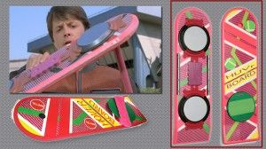Hover Board Back to the Future