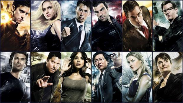 Heroes Characteres