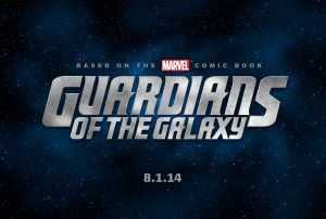 Logo Guardian of the galaxy