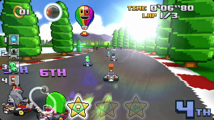 Super World Kart