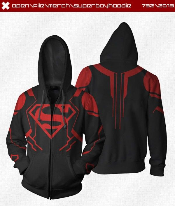 superboy_hoodie_by_seventhirtytwo-d652k0d