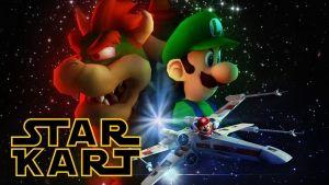 Mario Star Wars