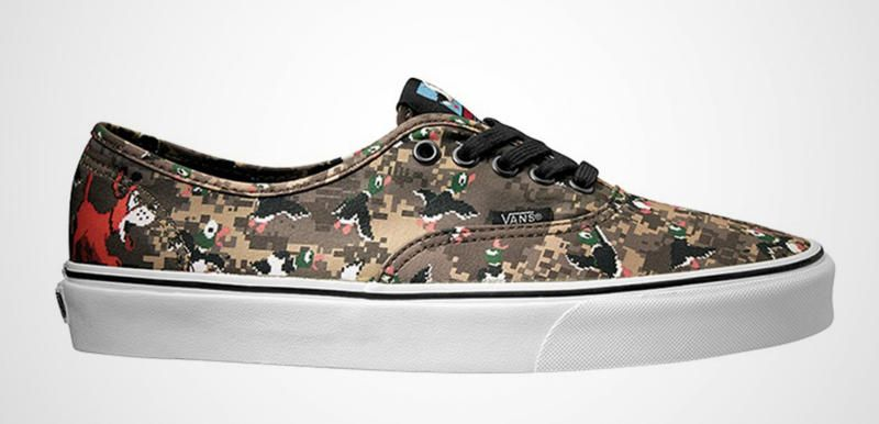 Duck Hunt Nintendo y Vans