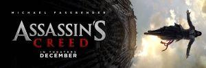 Assassin's Creed trailer head