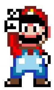Mario Bros 8 bits