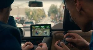 Nintendo Switch controls