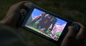 Nintendo Switch tablet 2